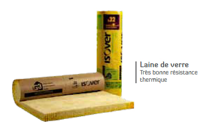 Isolation thermique f d ration habitat ecologique for Laine de verre ou ouate de cellulose
