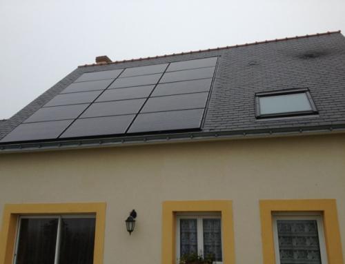 Installation panneaux photovoltaiques Les Sables d'Olonne 85