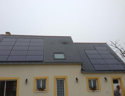 Panneaux photovoltaiques Sables d'Olonne 85100