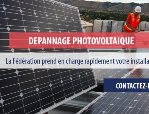 Dépannage solaire photovoltaïque avec la Fédération