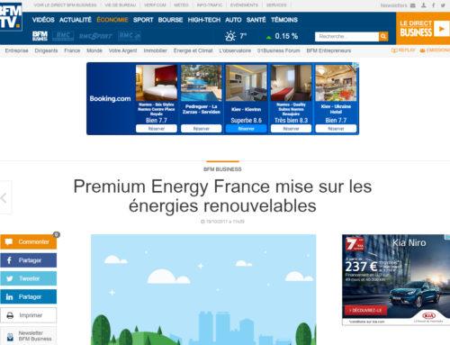 Reportage BFM Business sur La Fédération Habitat Ecologique